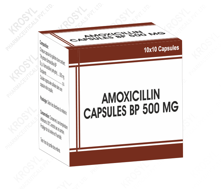 EDOMOX - Amoxicillin capsule