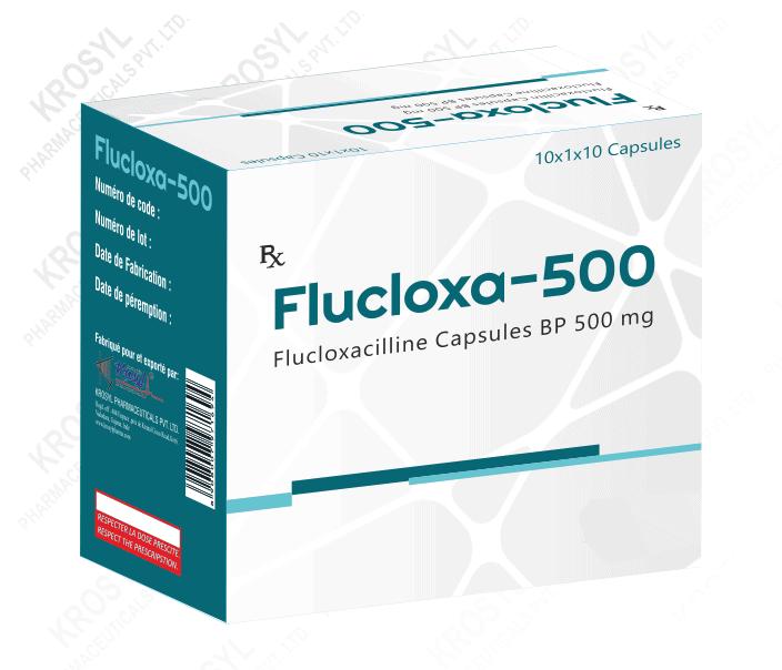 Floxape - Flucloxacillin Capsules